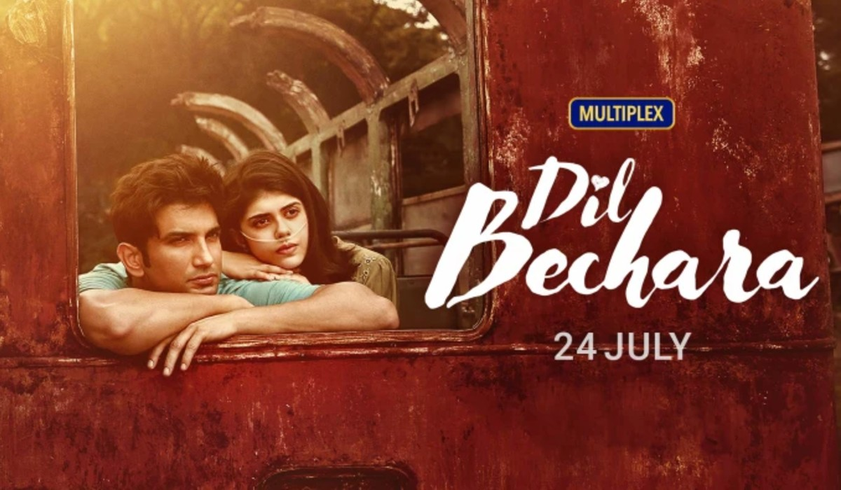 Dil Bechara Disney Plus Hotstar Movie Cast Wiki Actor Actress Release Date Review Imdb Rating Story Stars Sushant Singh Rajput Sanjana Singh Watch Online Free Download