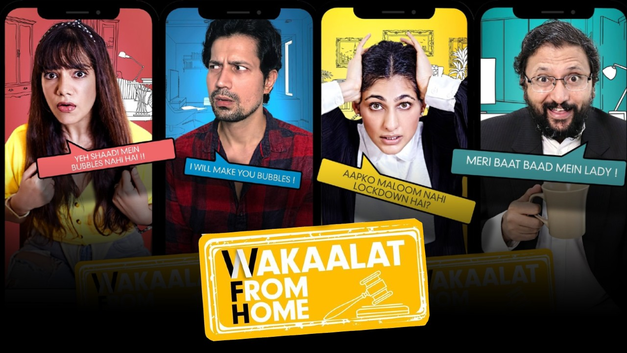 Wakaalat From Home Web Series Cast Wiki Imdb Trailer Release Date Episodes Actor Actress Season Watch Online Free Download