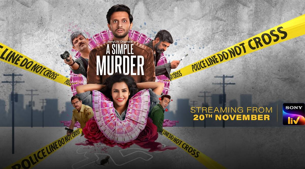 Simple Murder 2020 Web Series Sony Liv Cast Wiki Trailer Release Date Review Episodes Watch Online Free Download Actor Actress Name Role Salary Income