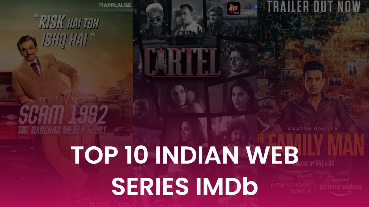 Best of Top 10 Indian Web Series IMDb Watch Online Free Download